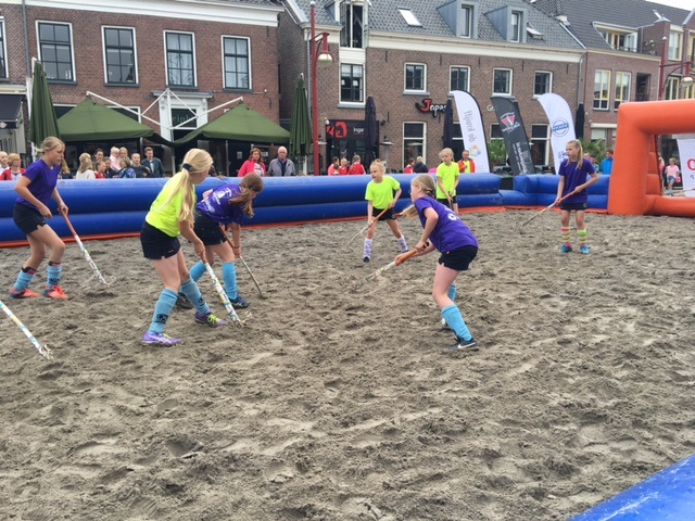Beach Hockey Toernooi Nijkerk