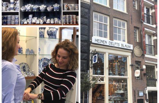 Heinen Delfts Blauw <br />in het nieuw
